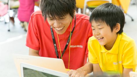 短期体験コースTech Kids CAMP