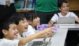 総務省「若年層に対するプログラミング普及推進事業」徳之島・遠野での実践が終了しました