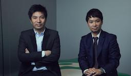 Forbes Japanにて、当社代表 上野とサイバーエージェント代表 藤田氏のインタビューが掲載されました。