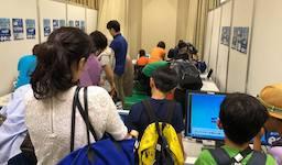 「こども霞が関見学デー」にて、QUREOプログラミング体験会を開催しました!