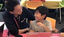 Tech Kids School沖縄那覇校メンターインタビュー ~Tech Kids Schoolは子どもの可能性を開花させる場所~