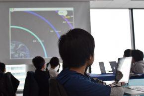 JAXAとのコラボイベント「ロケット打ち上げを学ぼう!」を開催しました