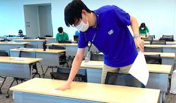Tech Kids School渋谷校のコロナ対策の様子を写真でお伝えします