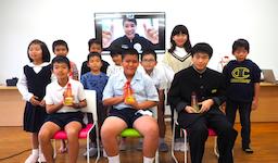 鹿児島県徳之島町のプログラミングコンテストが新聞に掲載されました【#Tech Kids Grand Prix】