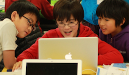 CA Tech Kids、プログラミング教育の推進で立命館小学校に協力 6月4日(水)・5日(木)の公開授業でプログラミング講座を開催 ~ 放課後や夏休みにも
