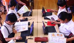 CA Tech Kids、プログラミング教育の推進で立命館小学校に協力 5・6年生を対象に情報カリキュラムの一環でプログラミング学習を実施