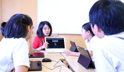 CA Tech Kidsと日本マイクロソフト、小学校への出張プログラミング授業を共同実施
