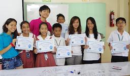 CA Tech Kids、ベトナム・ホーチミンで小学生向けプログラミング体験会を開催 サイバーエージェントグループ現地法人と共同で ~継続的な展開も視野に~