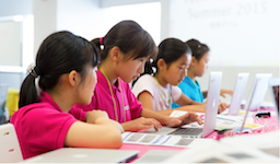 CA Tech Kids、女子小学生限定のプログラミング入門ワークショップを開催