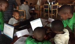 CA Tech Kidsとエドテックグローバル、ルワンダ共和国でのプログラミング教育を実施 ~プログラミング学習の機会の創出による途上国支援活動~