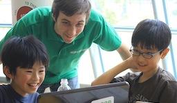 CA Tech KidsとGaba kids 英語×ITを学ぶ「1DAY Programming Challenge in English」を共同開催