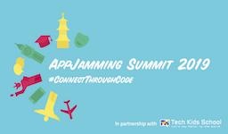 アジアの子どもたちが一堂に会するアプリ開発コンテスト「AppJamming Summit 2019」が日本上陸 日本代表選手の募集を開始