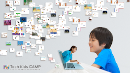 小学生のためのプログラミング体験ワークショップ「Tech Kids CAMP」 今夏は「オンラインプログラミング夏季講習」として開催、全国から参加者募集