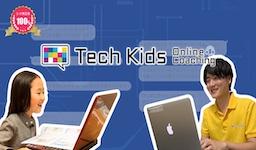 コーチと二人三脚で学ぶ、小学生向けオンラインプログラミング指導サービス 「Tech Kids Online Coaching」が9月に正式オープン、無料体験会の受付開始